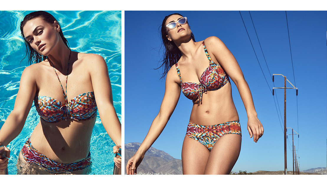 Style your swimwear like a pro with PrimaDonna