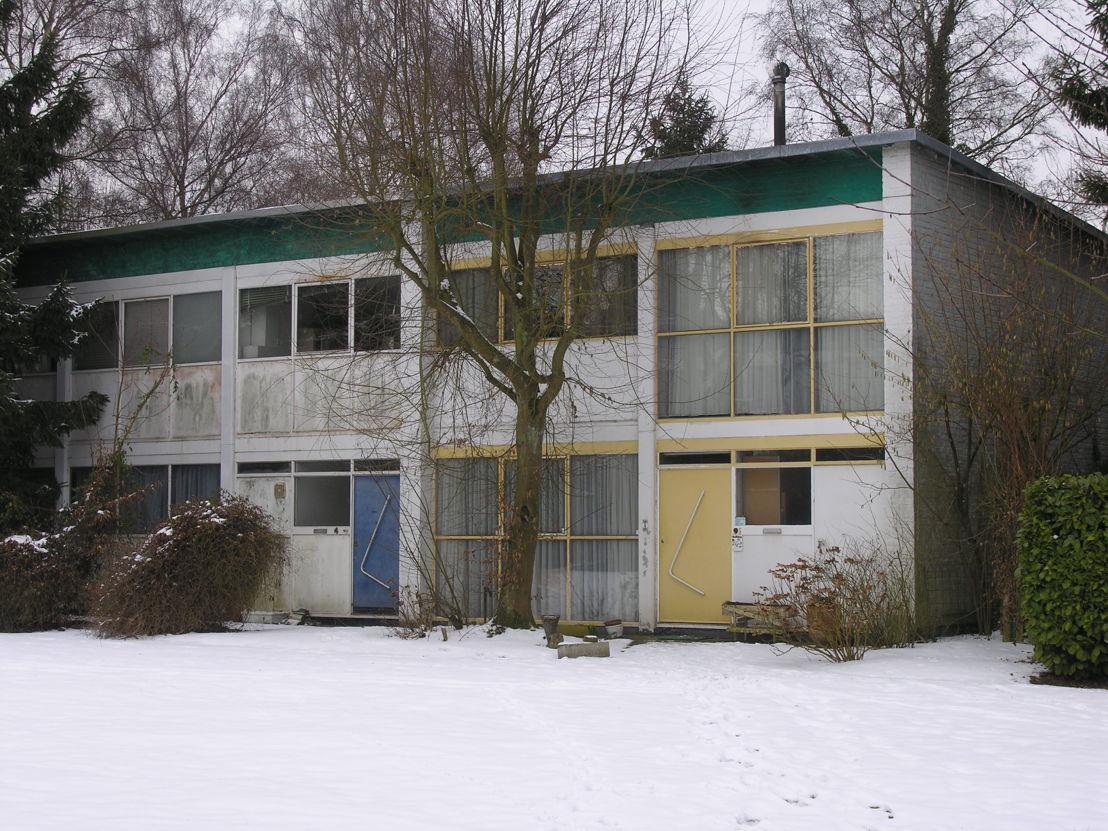 Vierwindenbinnenhof © Willy Van Der Meeren / Onroerend Erfgoed / Hilde Kennes