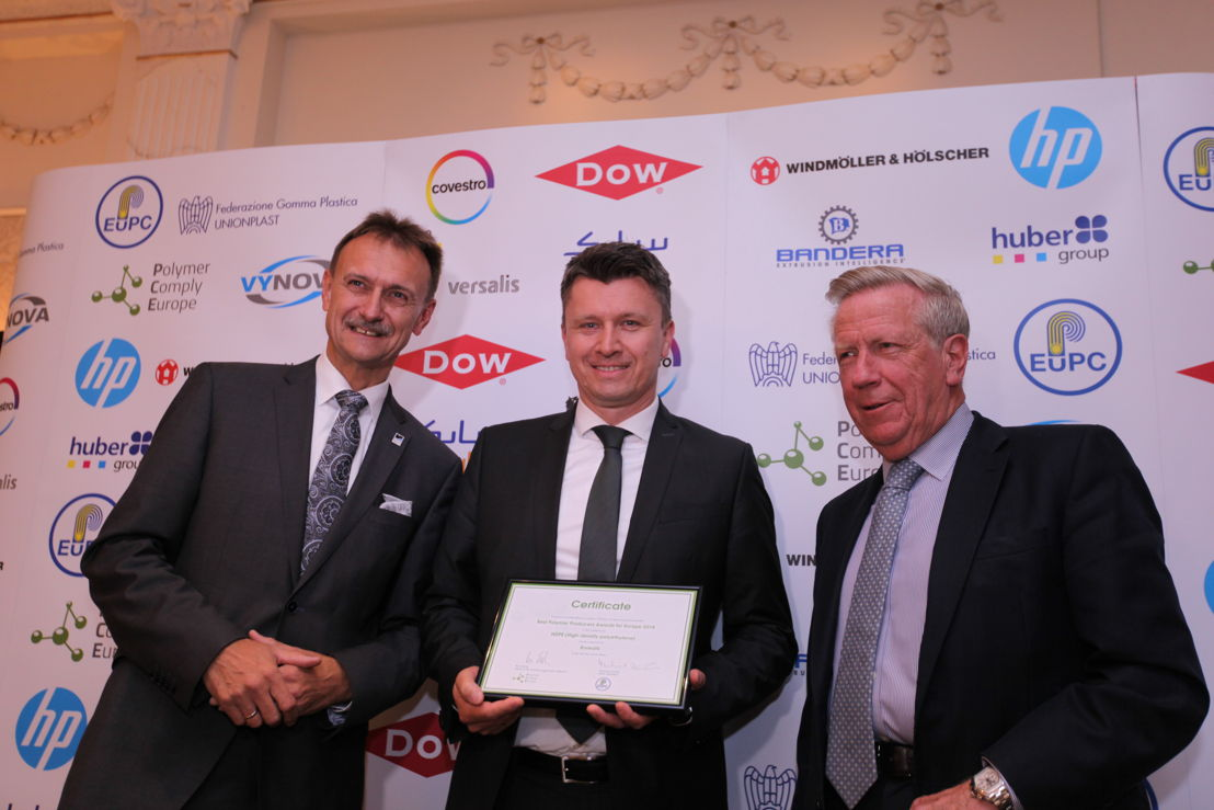 Best Polymer Producers Awards HDPE - Borealis