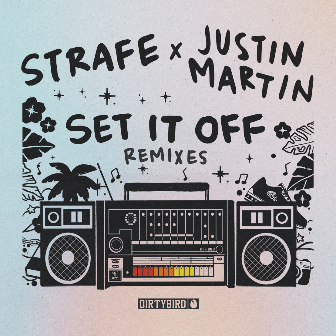 Justin Martin 'Set It Off' Remix EP OUT NOW On DIRTYBIRD