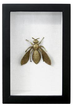 HK Living Messing bijen lijstje €24,95