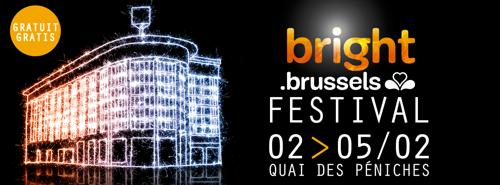 Press Invitation: opening night Bright Brussels Festival