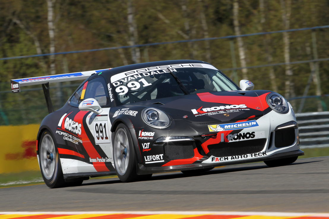 Didier Van Dalen #991 | Fach Auto Tech | Kronos Porsche Centre Gembloux