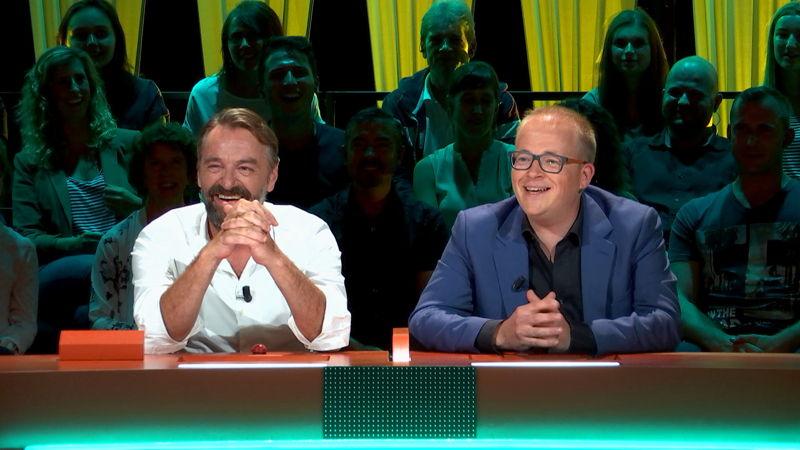 Tom Waes & Sven De Leijer  - Twee tot de zesde macht (c) VRT