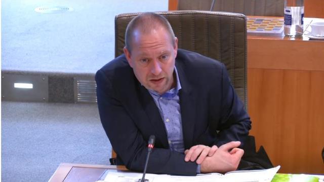 Bart Van Malderen, Voorzitter Commissie voor Welzijn, Volksgezondheid en Gezin