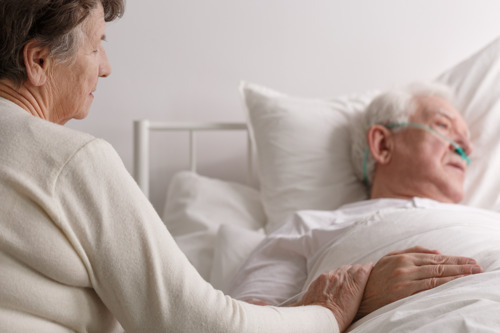 VUB study highlights unique position of volunteers in palliative care