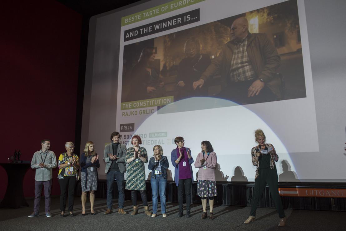 Kristof Hoornaert wordt juryvoorzitter voor de Taste of Europe competitie van FFO18