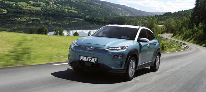 Internationale terugroepactie Hyundai Kona Electric