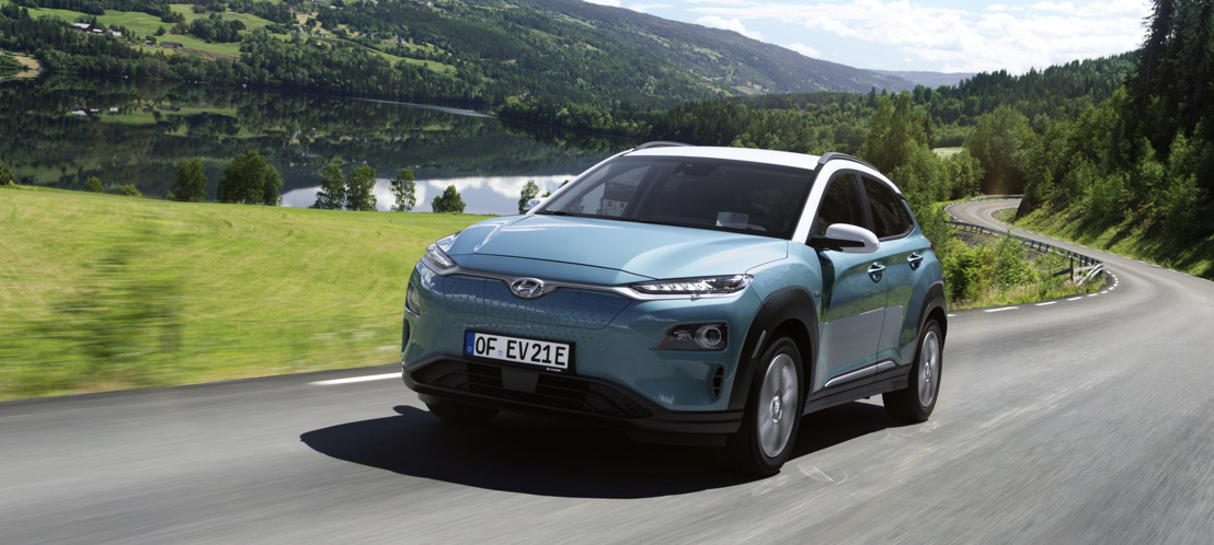 Internationale terugroepactie Hyundai Kona Electric