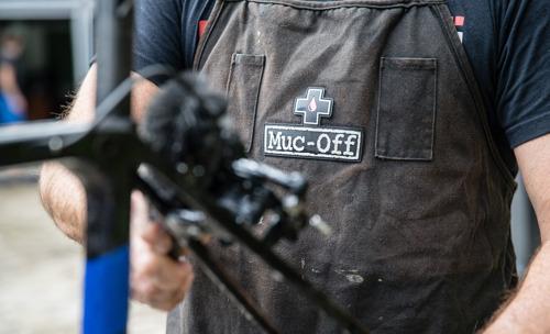 Muc-Off continue UnitedHealthcare Pro Cycling Partnership