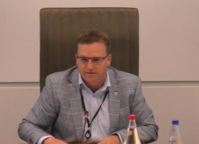Paul Van Miert<br/>Commissievoorzitter<br/>Commissie Algemeen Beleid, Financiën en Begroting