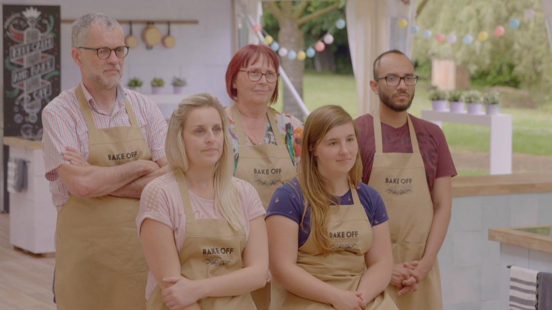 Bake Off Vlaanderen wordt morgen voor even een kookwedstrijd