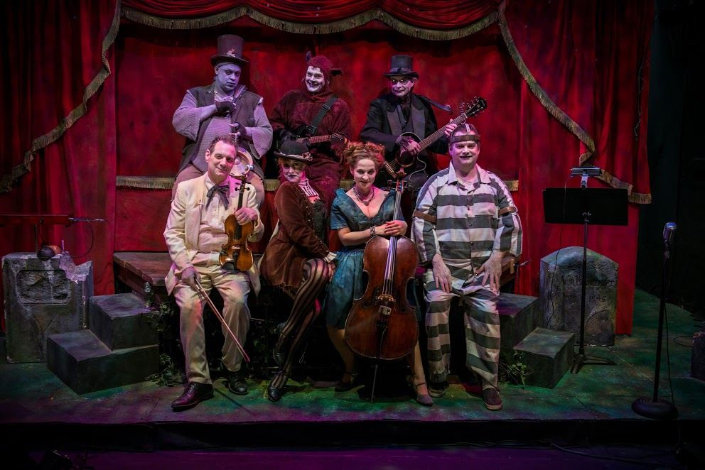 The Ghastly Dreadfuls (Courtesy of the Center for Puppetry Arts)