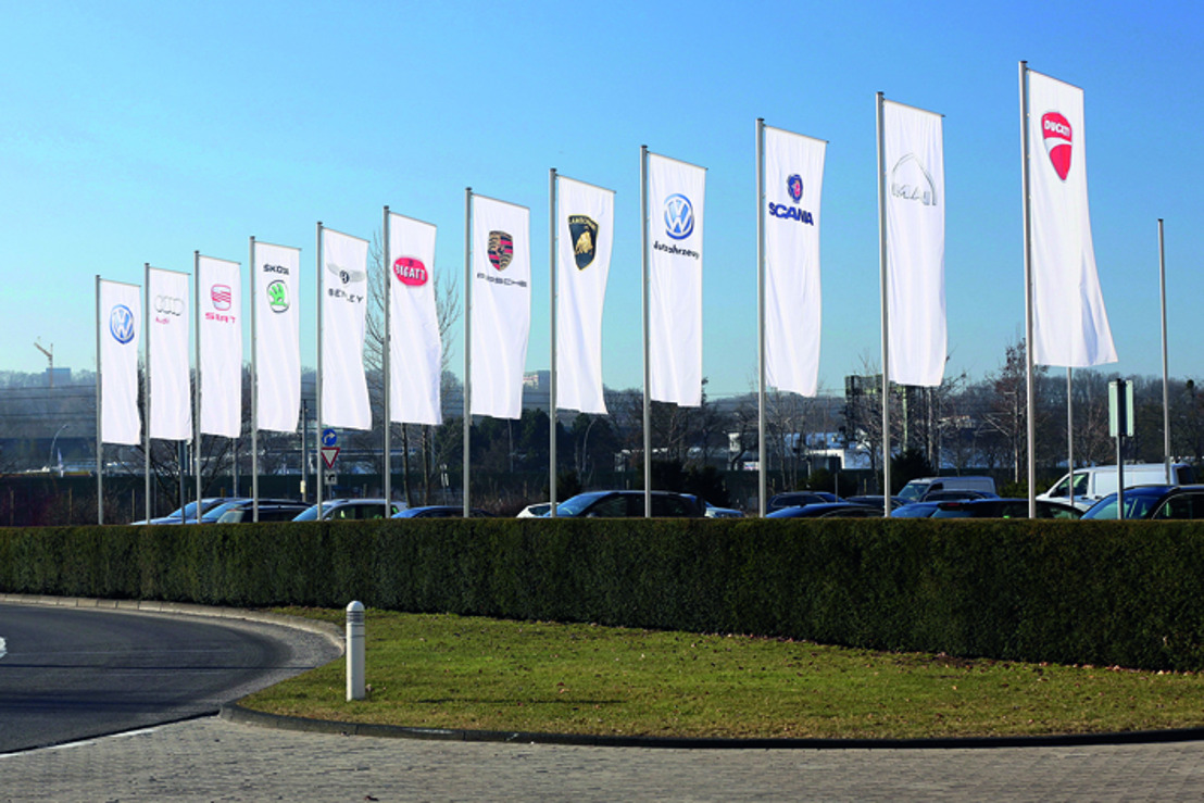 Volkswagen Group records strong first half: growth in sales revenue and earnings