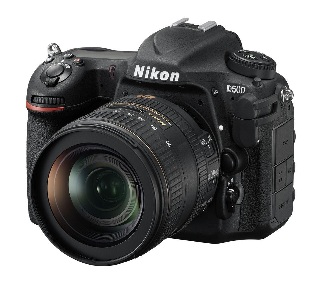 Nikon D500 complète son hat-trick de prix avec le 'Camera GP2017 Editors Award'