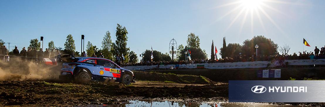 Hyundai y Neuville, con opciones para pelear el campeonato del WRC