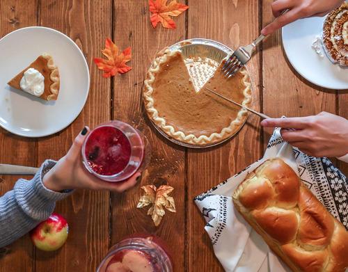 Thanksgiving Pinterest contest