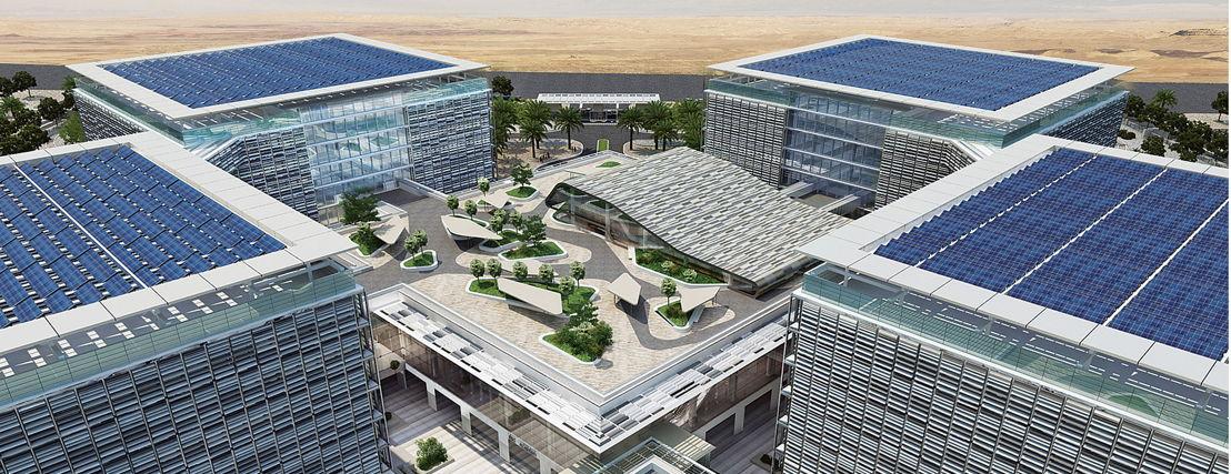 Headquarters Complex for Saudi Electric Company – Al Olaya - KSA