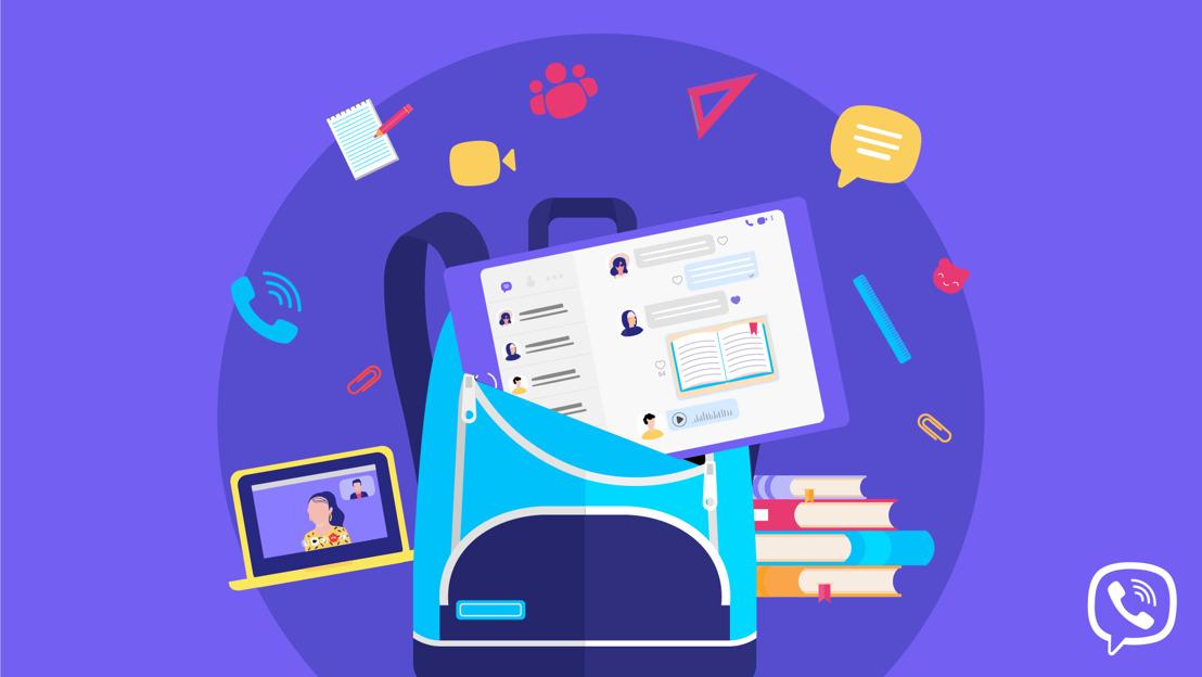 *77% от потребителите във Viber в България вярват, че учебната година трябва да започне присъствено