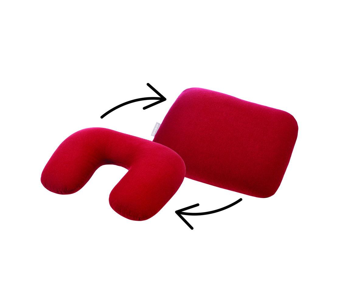 Samsonite Reversible Travel Pillow