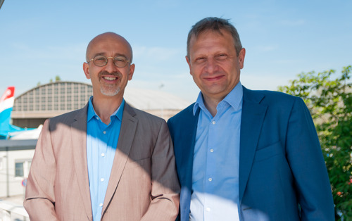 skeyes en ANA Lux maken Luxembourg Airport milieuvriendelijker