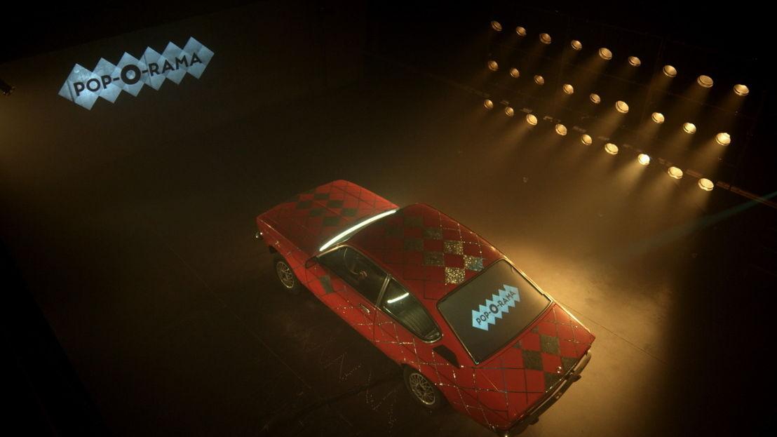 De Poporama-auto - (c) Het Chemisch Circus