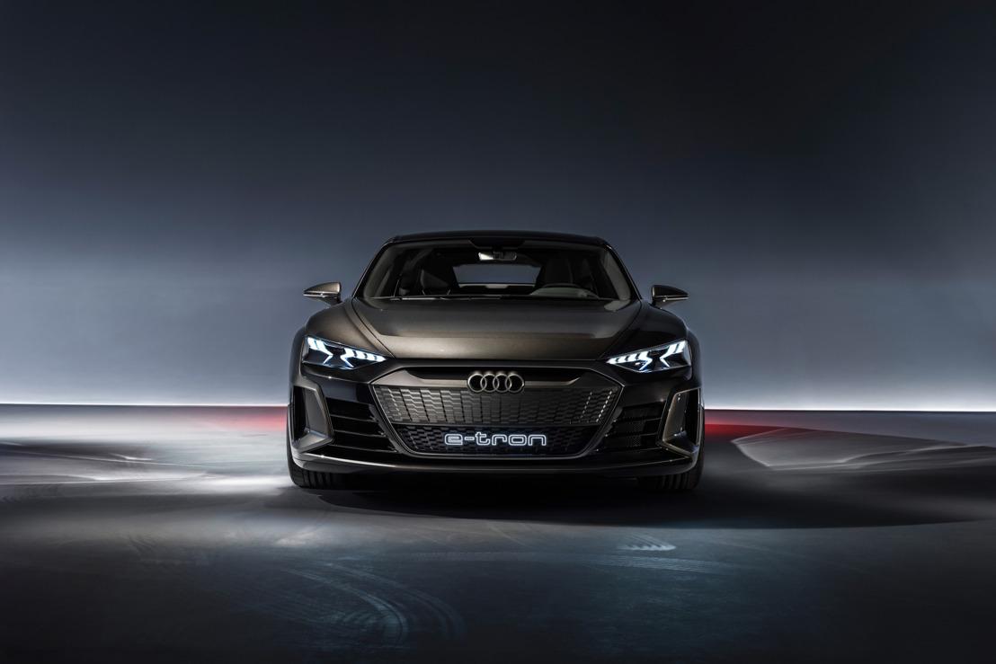 Audi au Geneva Motor Show 2019