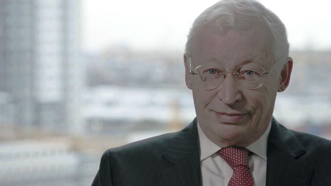 De val - Karel De Boeck - (c) VRT / Sylvester