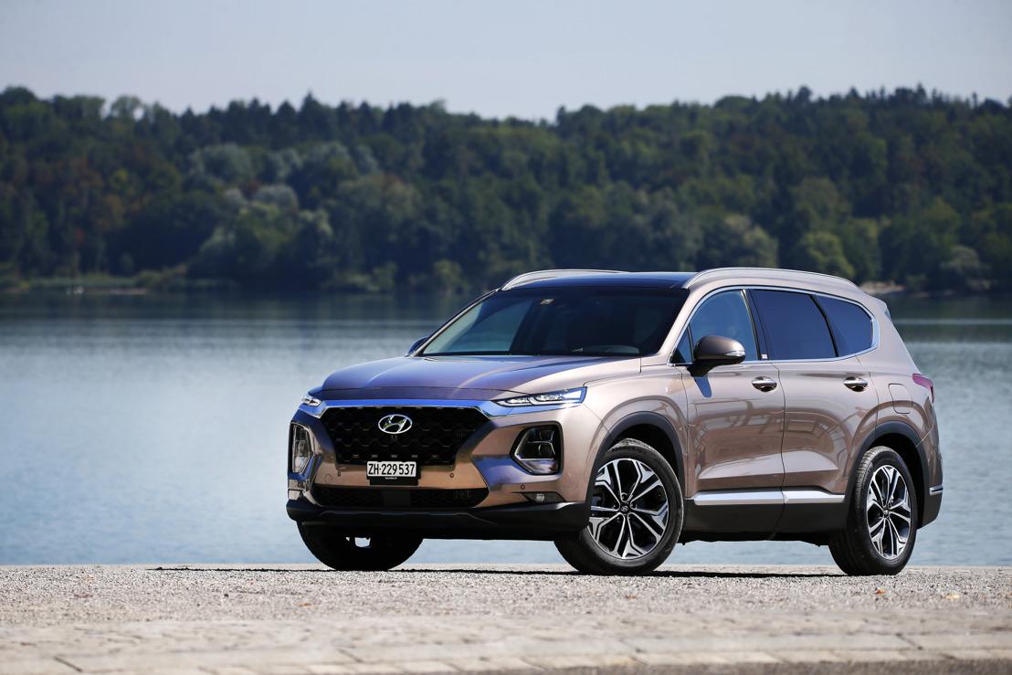 All-New Hyundai Santa Fe jetzt mit 2,5 Tonnen Anhängelast