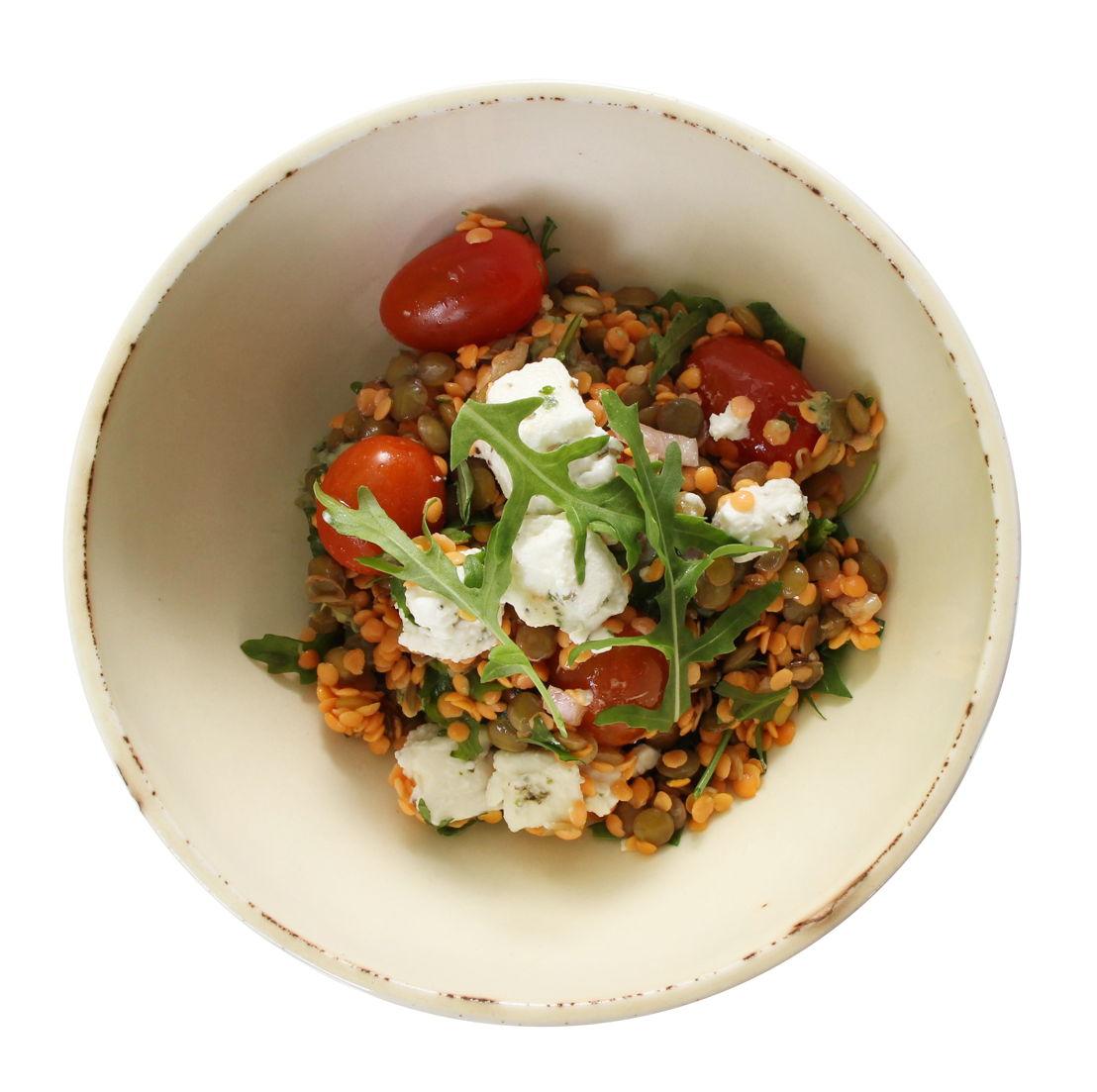 Linzensalade, nieuwe Flex&Fast maaltijd