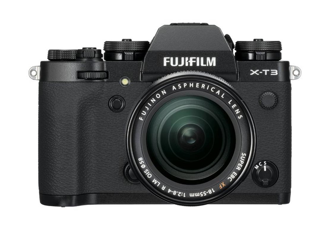 Fujifilm lanceert de X-T3: sneller, scherper, slimmer.