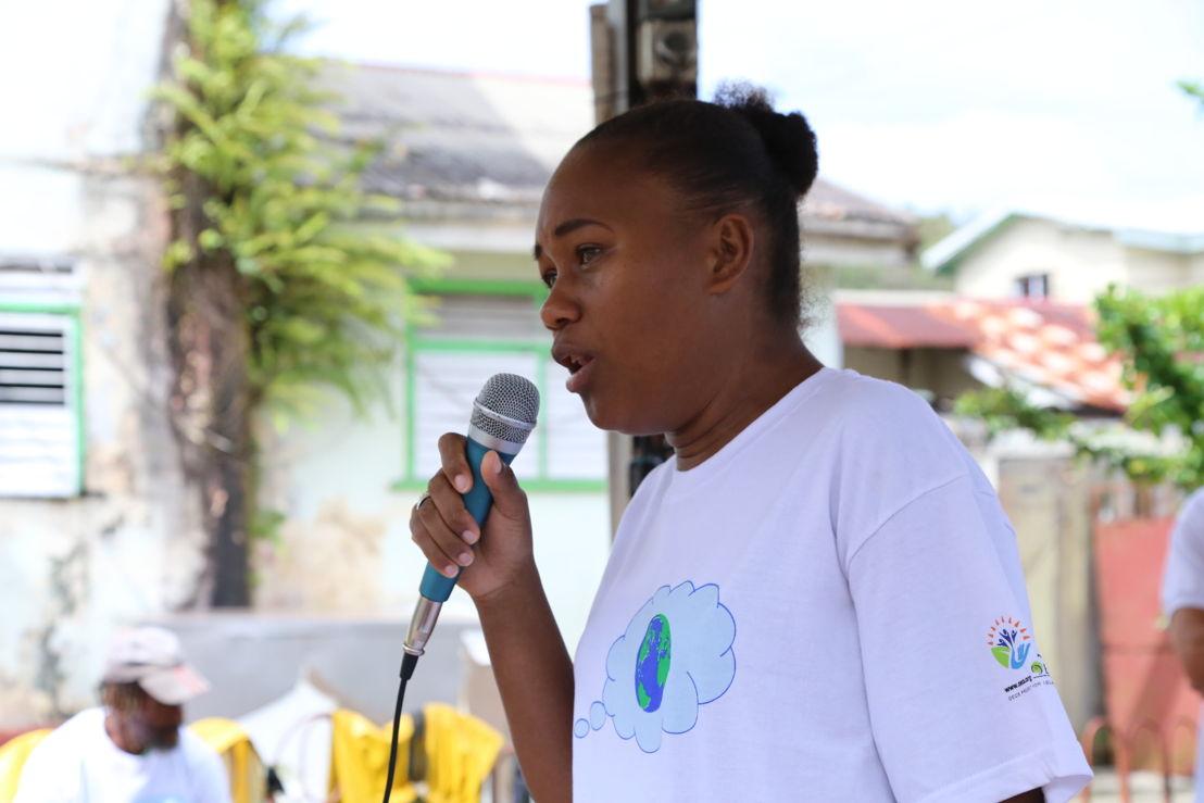 Snaliah Mahal - Youth Environmental Council