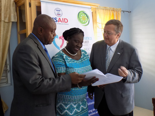 Juvenile Justice: OECS-USAID funded boys training center reopens in St. Vincent and the Grenadines