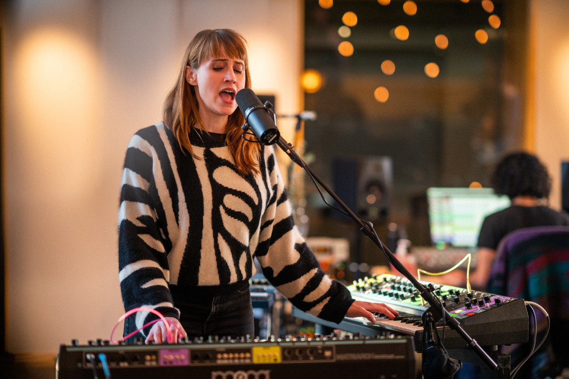 """Watch: Flock of Dimes & Special Guests Perform """"2 Heads"""" in New Release from Moog Music"""