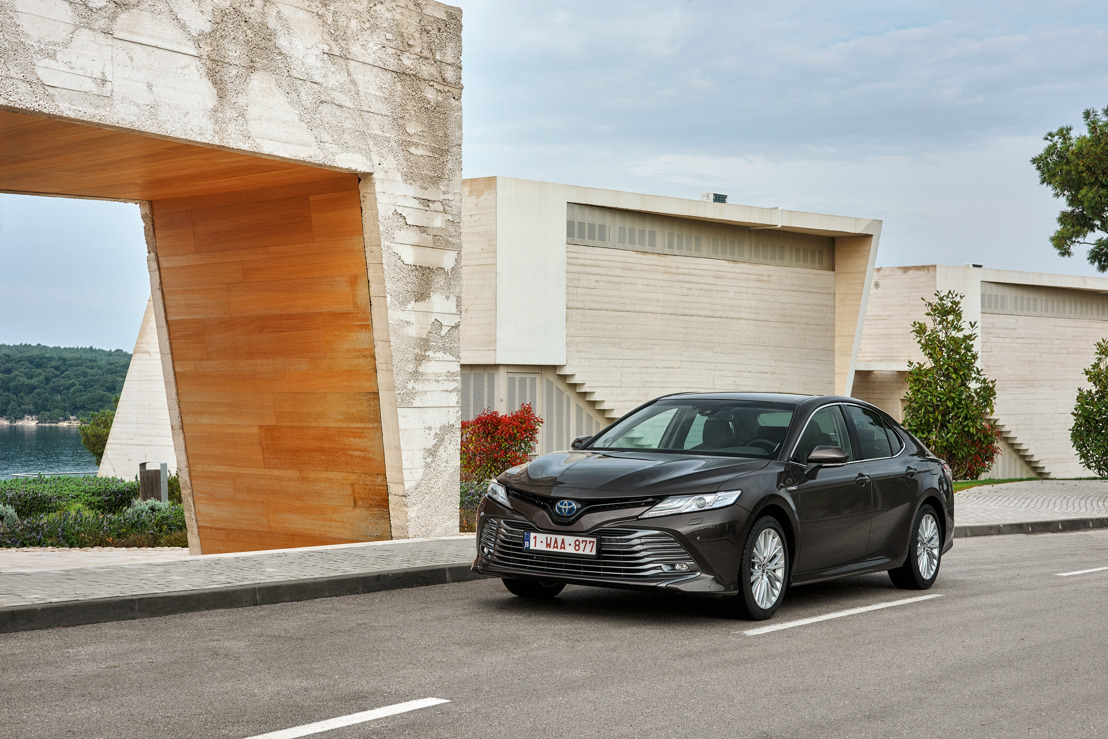 NOUVELLE CAMRY HYBRIDE
