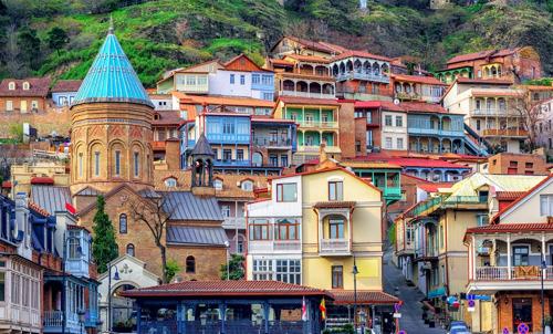 flydubai resumes flights to Tbilisi