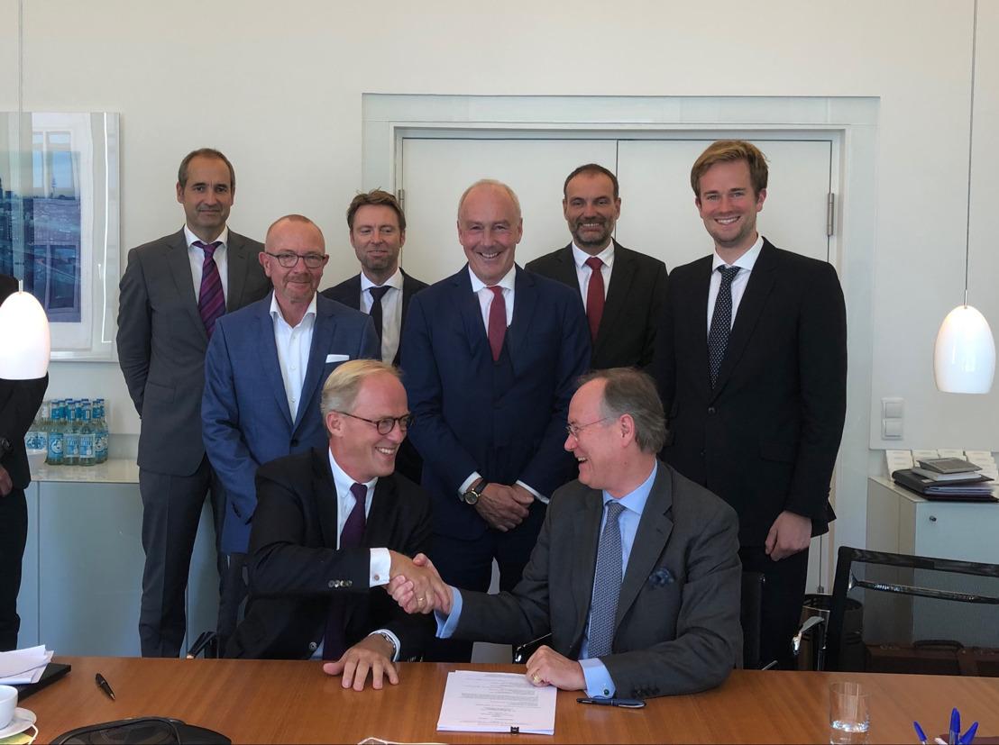 Jebsen & Jessen Hamburg's Strategic Growth