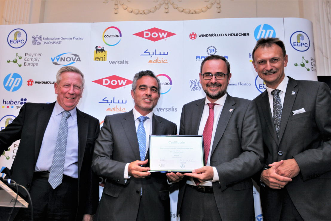 Best Polymer Producers Awards PP - Repsol