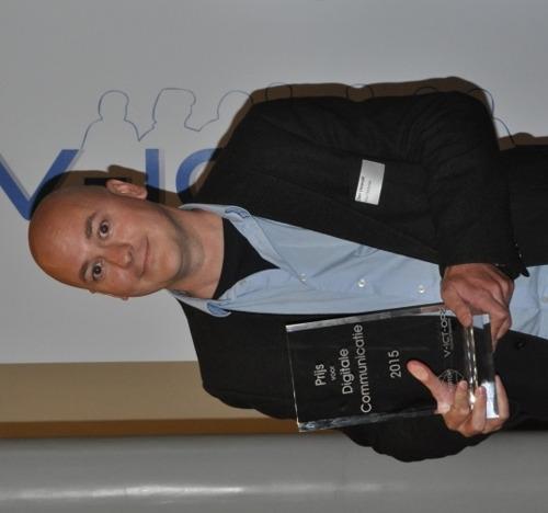 Open data-platform van stad Oostende wint Prijs voor Digitale Communicatie