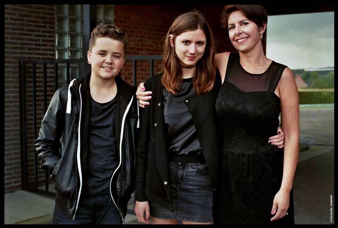 Thomas De Smet, Romy Louise Lauwers, Tiny Bertels