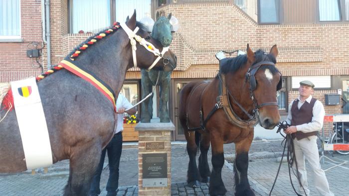 Dag van het Brabants Trekpaard viert tiende verjaardag