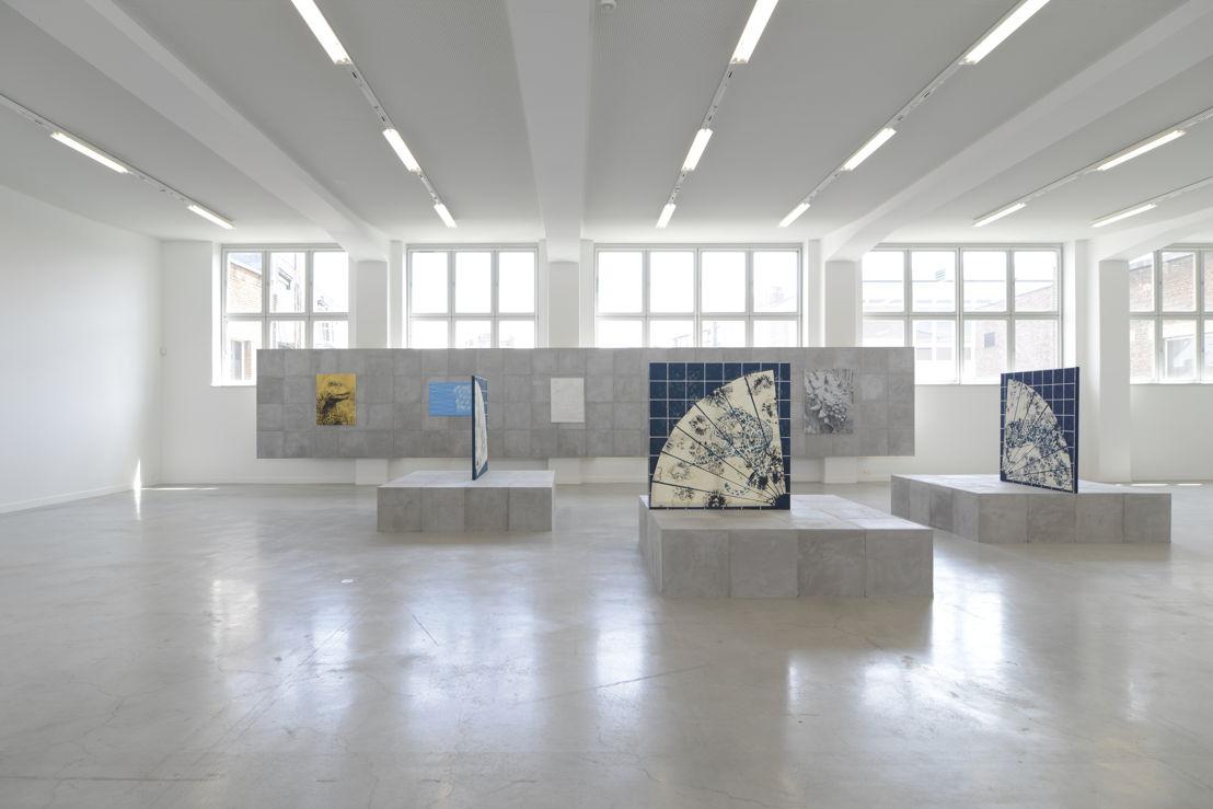 Zicht van de tentoonstelling Michael Van den Abeele. Opacity, please in M – Museum Leuven<br/>Courtesy Michael Van den Abeele. Foto (c) Isabelle Arthuis