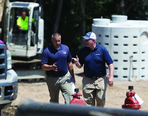 Ferguson expands geotextile and erosion control capabilities through recent acquisition