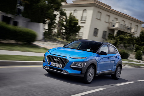 Una scelta ancora più vasta: da oggi la All-New Hyundai KONA è anche ibrida