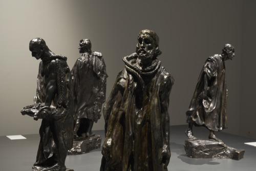 M opent nieuwe tentoonstelling 'Rodin, Meunier & Minne'