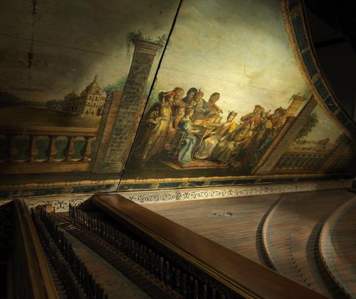 Preview: Museum Vleeshuis presenteert: Antwerpen Klavecimbelstad