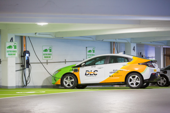 Duquesne Light Unveils Eight Electric Vehicle Charging Stations at Downtown Garages