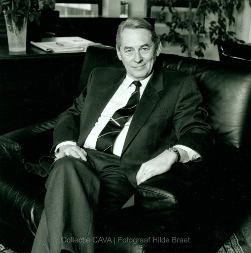 VUB prorector Robert Dejaegere passed away