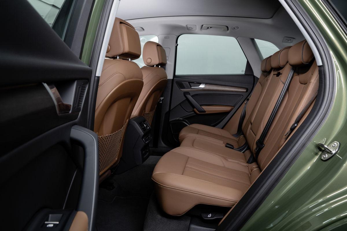 Audi Q5 places arrières