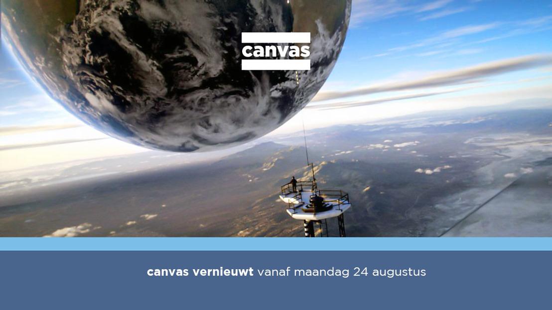 Maak kennis met het vernieuwde Canvas